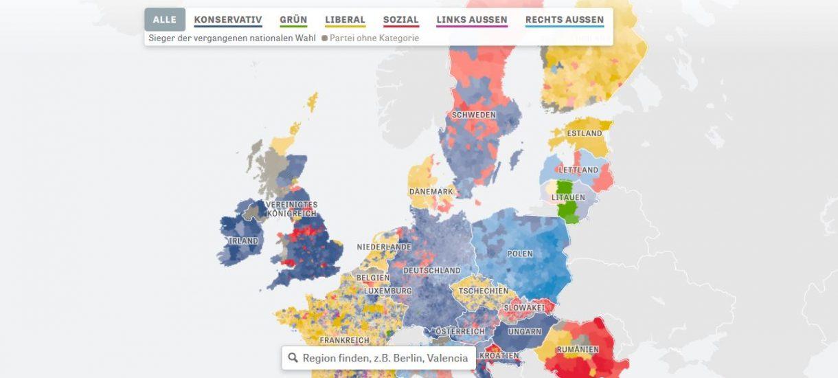 Polska prawie najbardziej prawicowym krajem UE. Konkurują z nami tylko bratanki