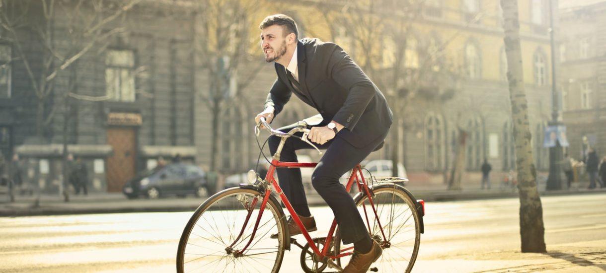Darmowe śniadanie za dojazd do pracy rowerem. W jednym z polskich miast już jest możliwe