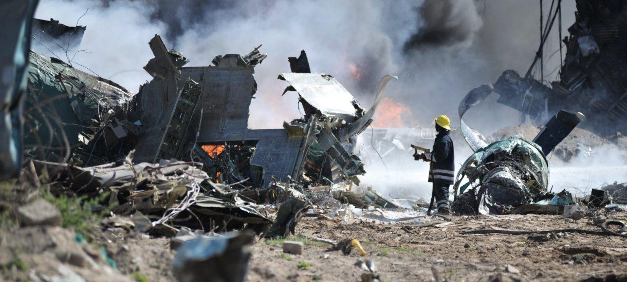 Tomasz Arabski został skazany za katastrofę smoleńską