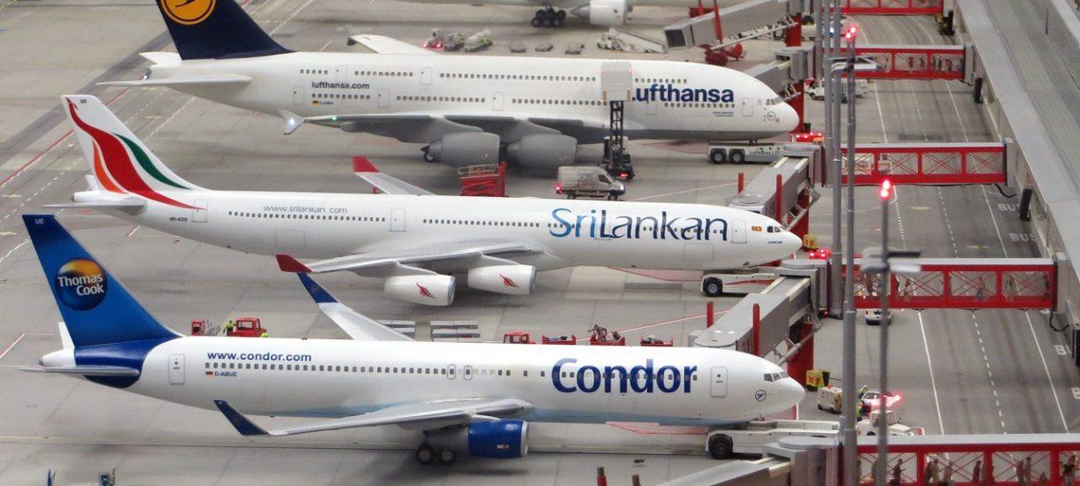 TSUE: Odszkodowanie za opóźniony lot łączony wypłaca ta linia, u której pasażer rezerwował bilety