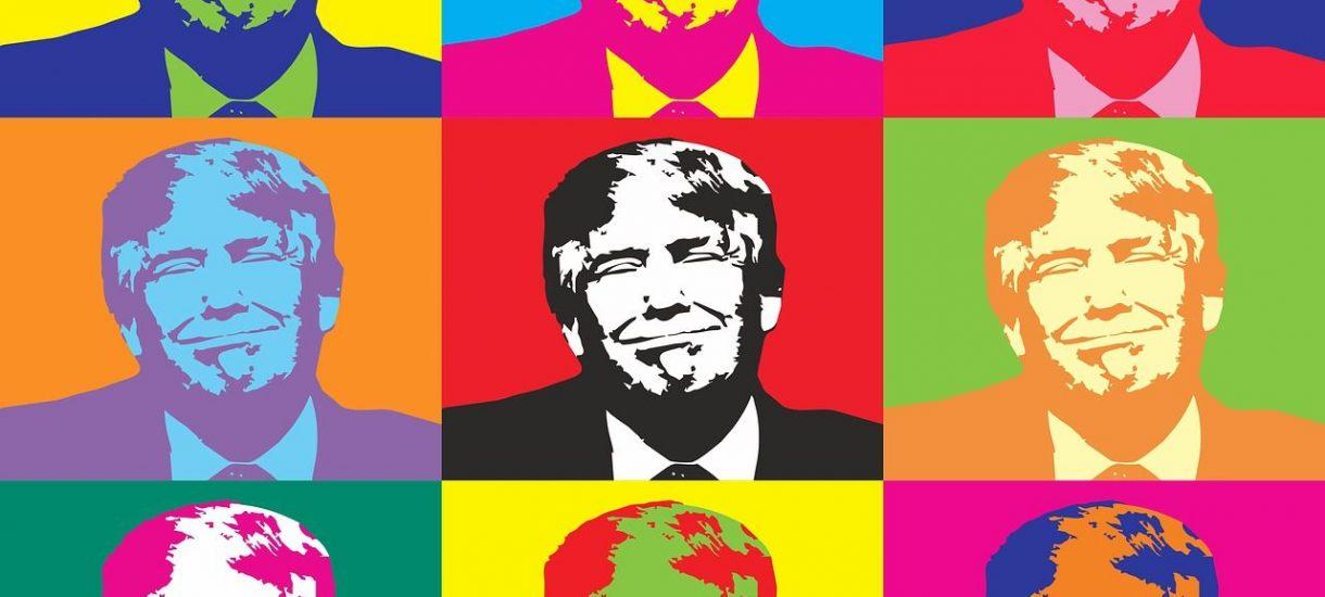 Prezydent Trump na złość liberałom sprzedaje plastikowe słomki i jest z tego bardzo dumny