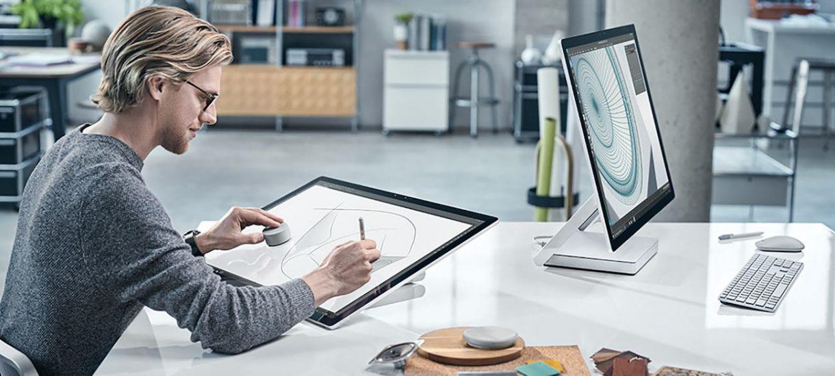Recertyfikowany Microsoft Surface Studio za ok. 5640 złotych dla przedsiębiorców