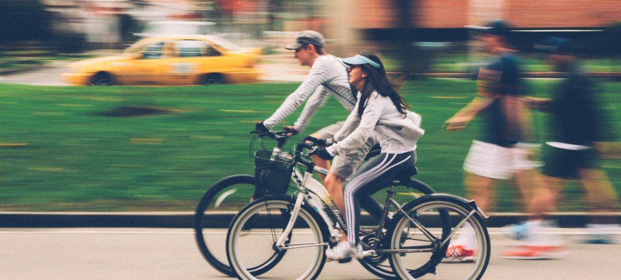 Warszawa niebezpieczna dla rowerzystów, a najbardziej dla policjantów na rowerach?