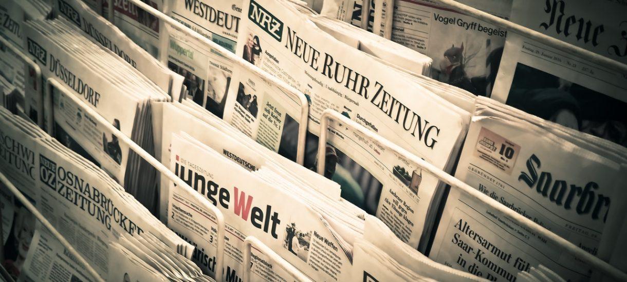 Przeglądy prasy mogą być nielegalne. Sąd Najwyższy przypomina, że prawo cytatu ma swoje granice