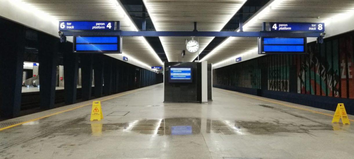 Kolejny genialny pomysł PKP. Dworzec Centralny ma wyglądać… jak w latach 70-tych