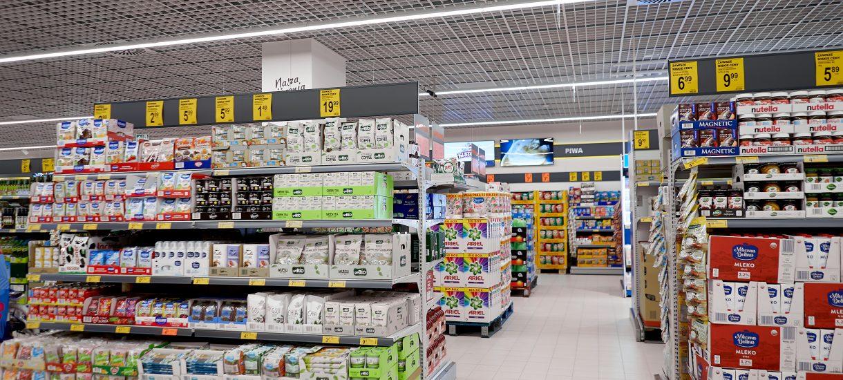 Biedronka dostała w tym roku już pakiet kar za niewłaściwe wskazywanie cen na półkach sklepowych