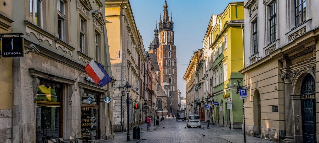 Kraków, wzorem europejskich miast, chce wprowadzić podatek od turystów. Miałby wynosić do jednego euro za dzień pobytu
