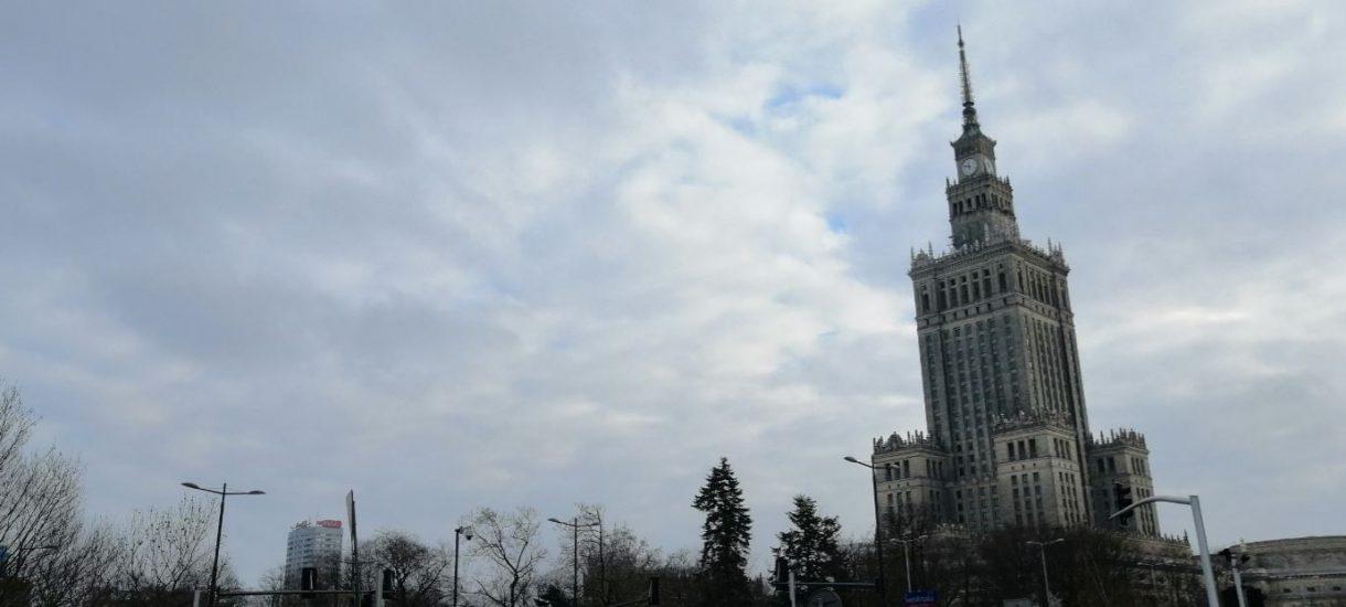 Warszawa jest już prawie tak bogata jak Europa. Z resztą Polski niestety jest gorzej