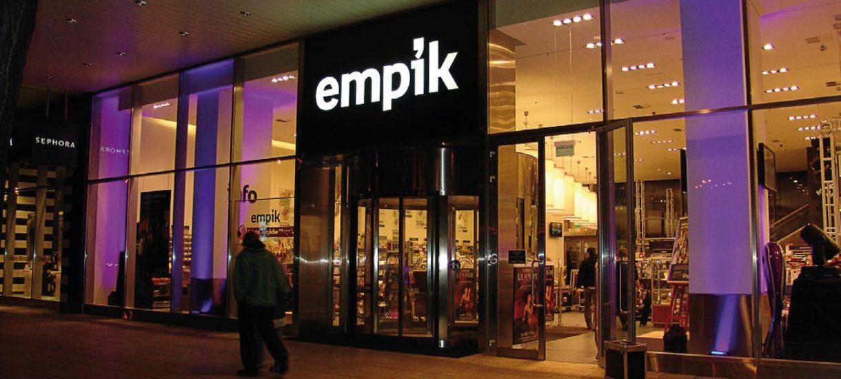 Sklep internetowy Empiku to teraz przykrywka dla wielu sklepów, często niezbyt wiarygodnych. Uważajcie robiąc zakupy