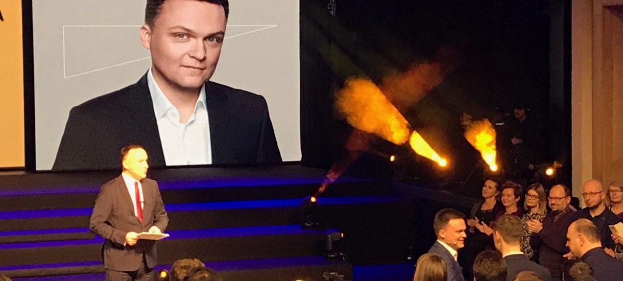 Hołownia kandydatem na prezydenta. Jaki ma program? Co wiemy po kampanijnym evencie w Gdańsku