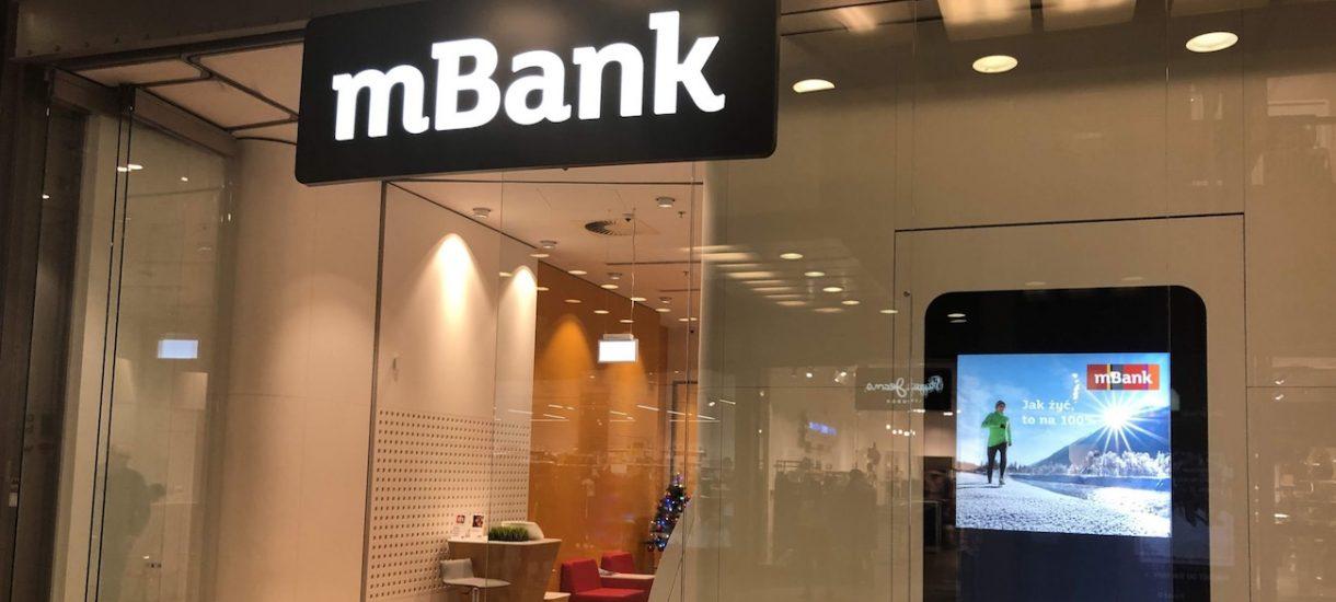 mBank idzie w ślady Pekao, będzie jeszcze łatwiej założyć konto w banku, a potem się do niego zalogować