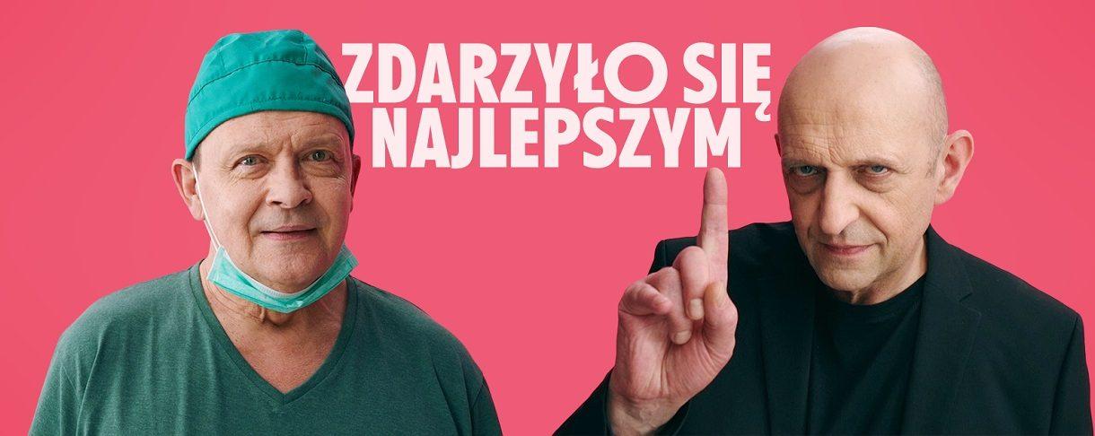 Nowa kampania OLX przeciwko oszustom. A w niej Janusz Chabior i Jan Frycz