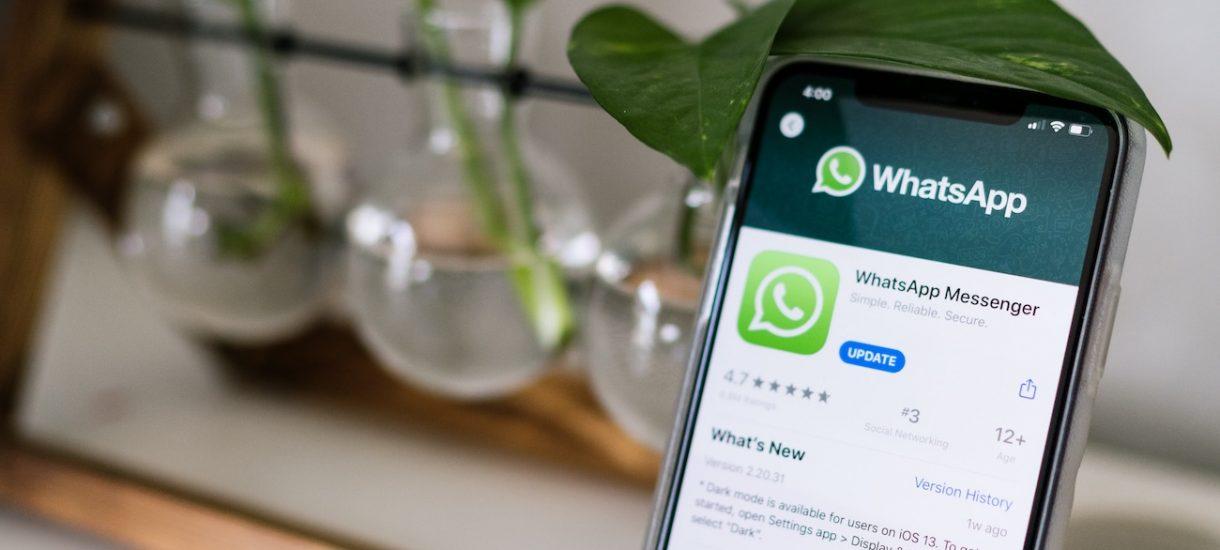 Znajomy prawnik: To nie jest temat na Facebooka, odezwę się na WhatsAppie
