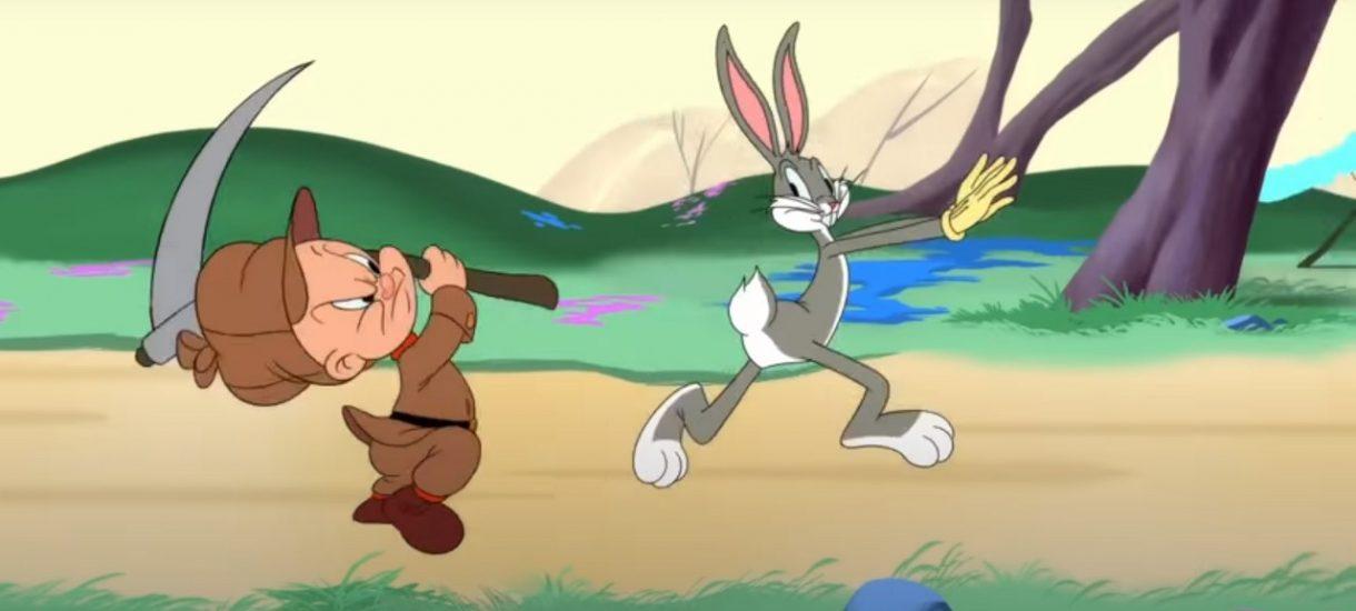 Walka z przemocą w HBO MAX po amerykańsku. Myśliwy Elmer z Looney Tunes bez strzelby, ale za to…z kosą