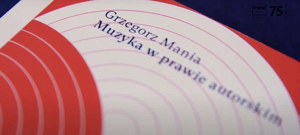 Ukazała się dobra książka o muzyce w prawie autorskim, taka dla prawników i dla ludzi