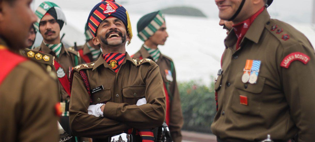 Wojna Indie-Chiny o kawałek pogranicza Himalajów raczej nie wybuchnie. Wszystko jednak zależy od definicji wojny