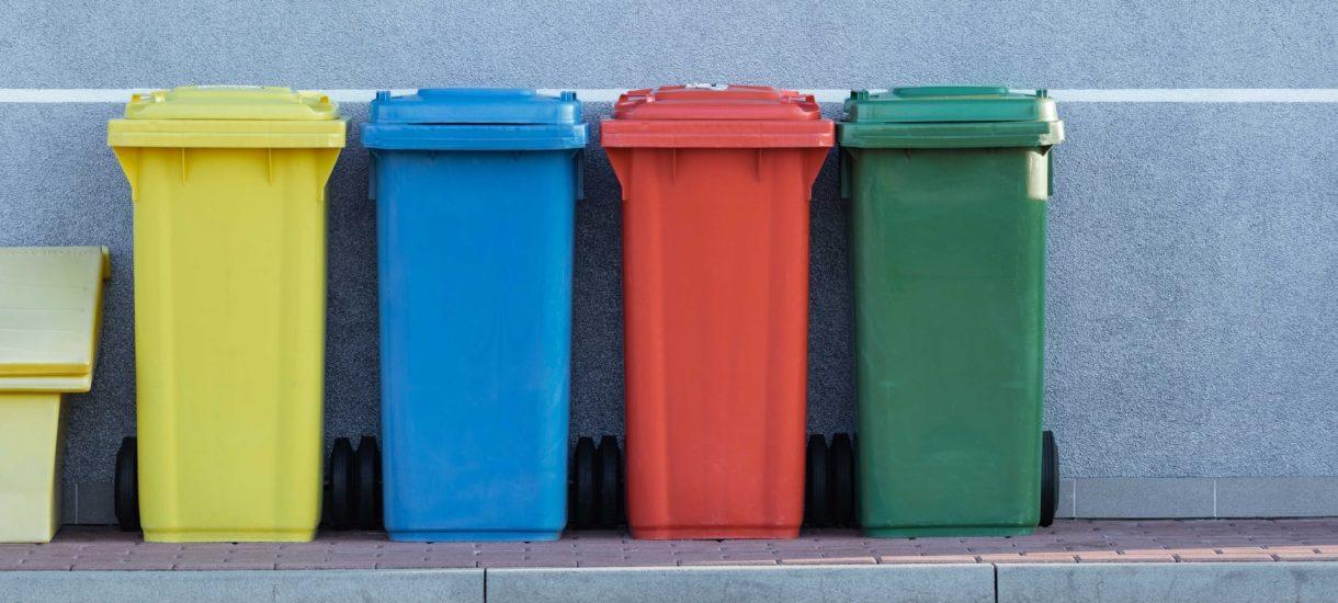 Nigdy nie wiesz jak segregować śmieci, które są na przykład trochę papierowe, a trochę plastikowe?