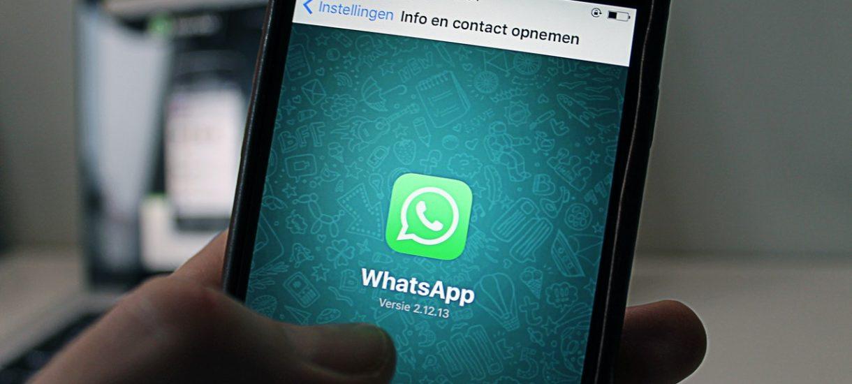 WhatsApp zniknie z Europy? Unia Europejska nie chce, by mógł istnieć komunikator, do którego służby nie mają dostępu