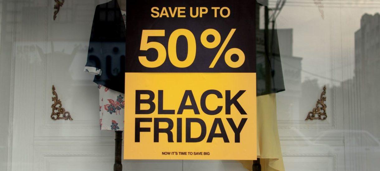 Z punktu widzenia sklepu internetowego w Black Friday najważniejsze jest: przetrwać