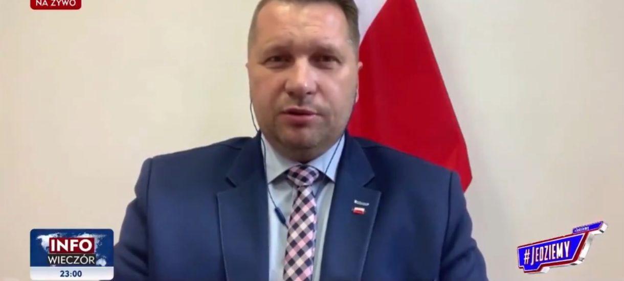 Przemysław Czarnek – minister nauki i edukacji rodem z najgorszego koszmaru