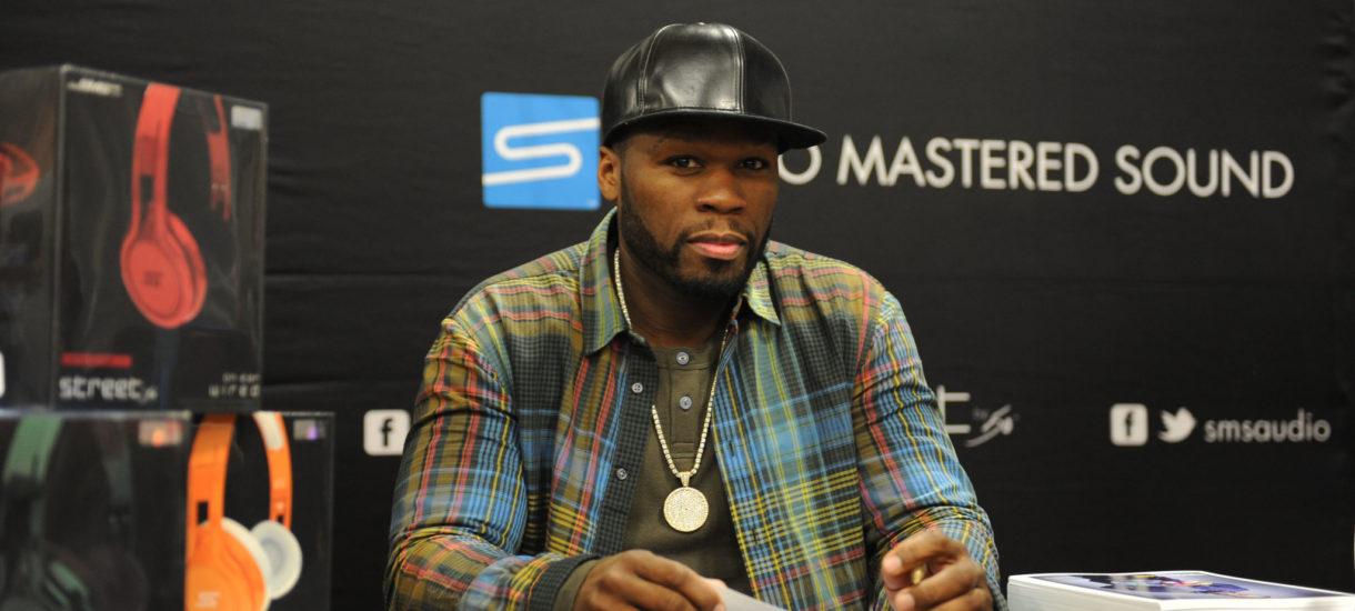 50 Cent woli Trumpa, choć ten nie lubi czarnoskórych. Jak widać, kasa jest jednak ważniejsza