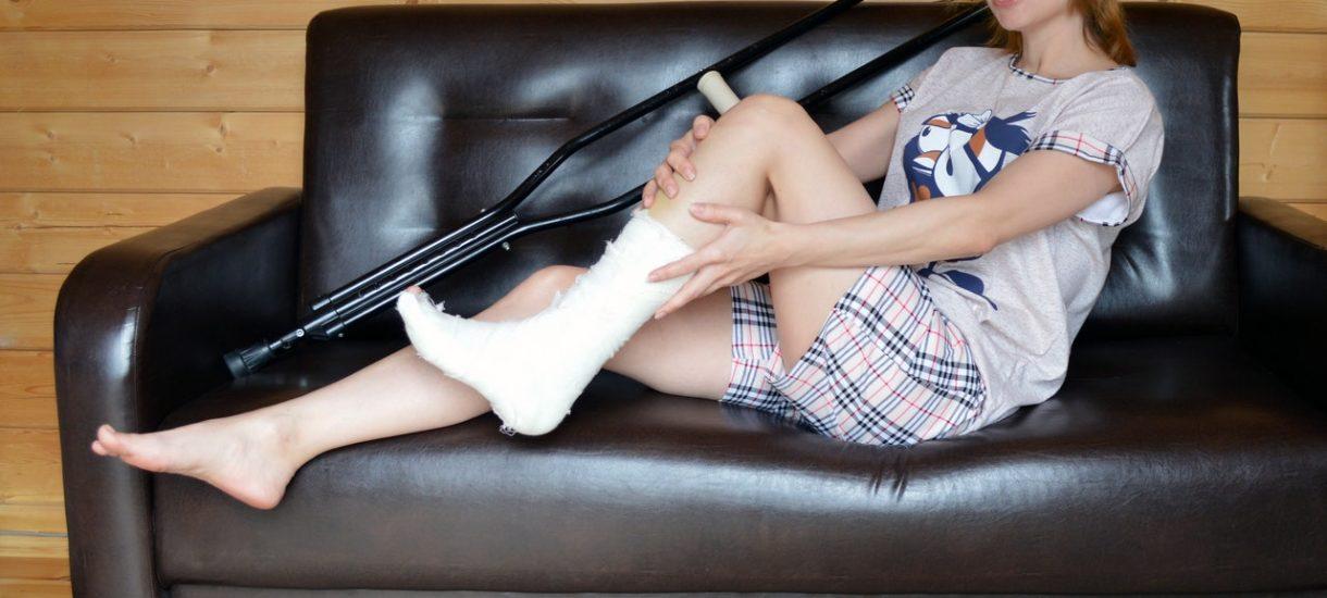 Teleporada roku: Lekarz powiedział mojemu koledze przez telefon, jak poskładać złamaną nogę