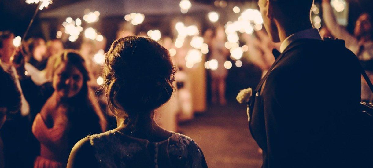 Zakaz wesel w czerwonej strefie to całkiem zdrowy kompromis