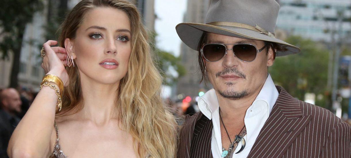 Johnny Depp był ofiarą Amber Heard. Ale to kariera aktora się sypie, a aktorki promienieje