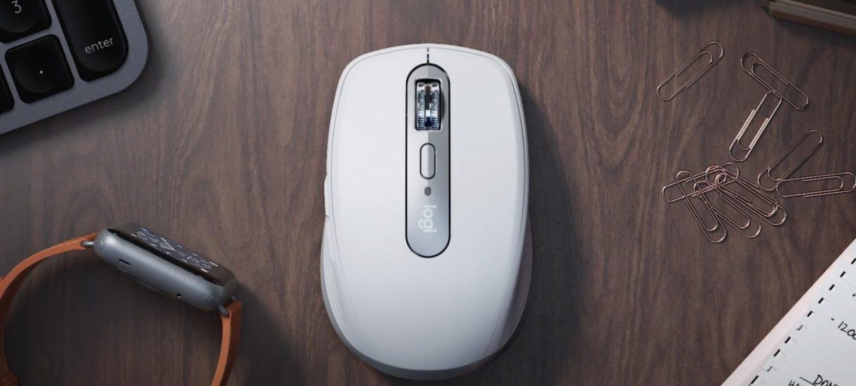 Na myszkę Logitech Mx Anywhere 3 czekałem kilka lat. Sprawdzam jak kompaktowa wersja MX Master 3 radzi sobie w firmie