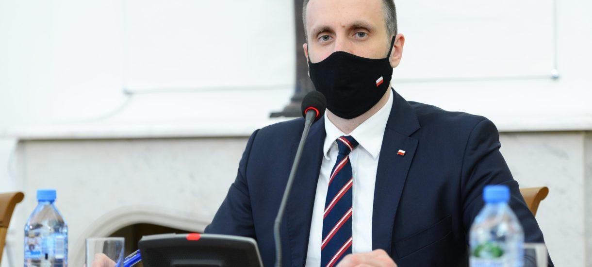 """Nie było weta, jest za to polityczna """"śmierć"""". Jacek Sasin ma zdymisjonować Janusza Kowalskiego"""