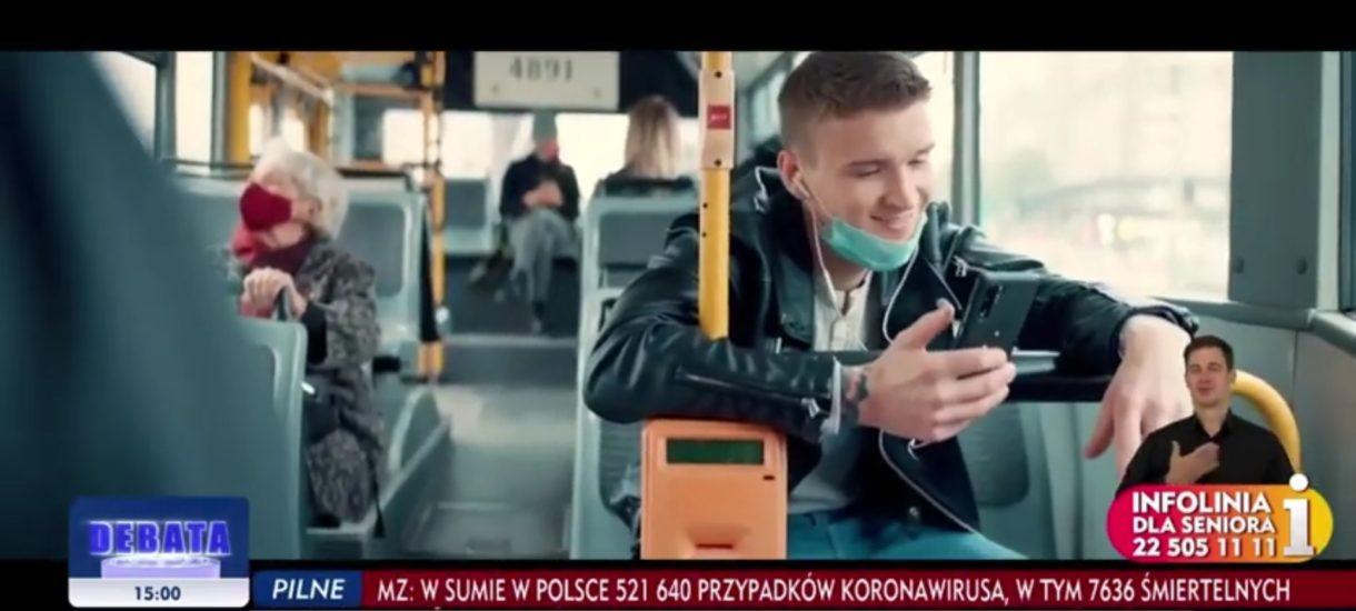 """2 miliardy nie wystarczą? Resort zdrowia zapłacił TVP 2 mln zł za emisję spotów """"Noś maseczkę"""". A misja? Jaka misja?"""