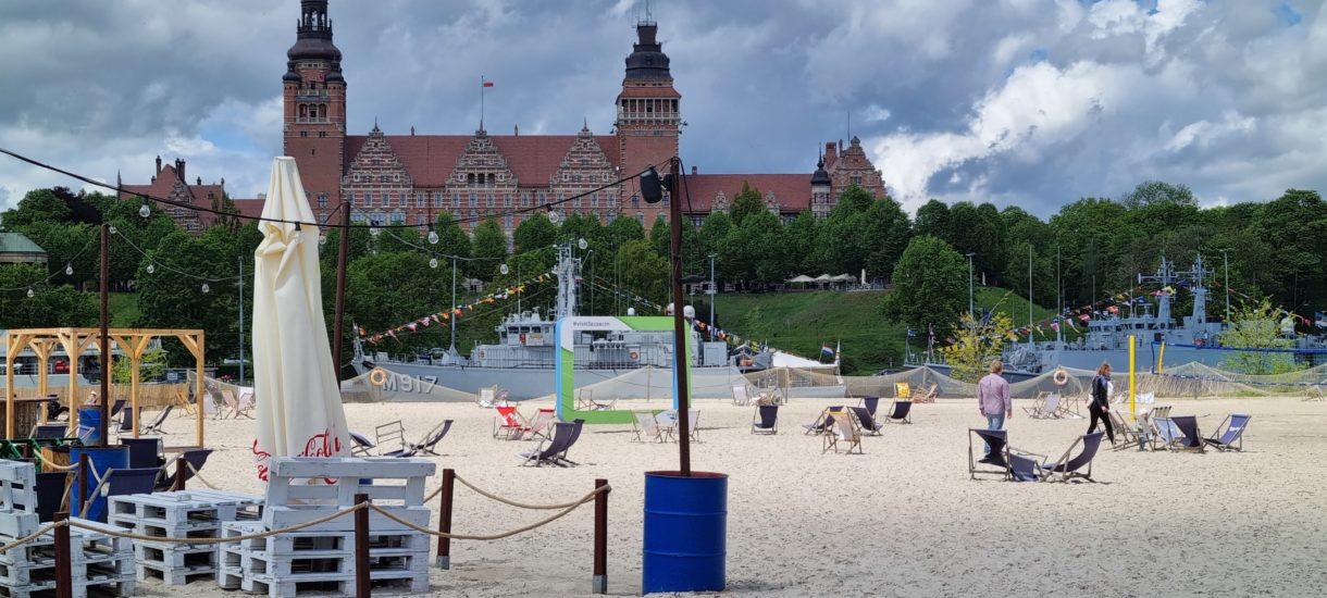 Wakacje nad morzem, ale bez morza. Oto, co tego lata powinniście zwiedzić w Szczecinie