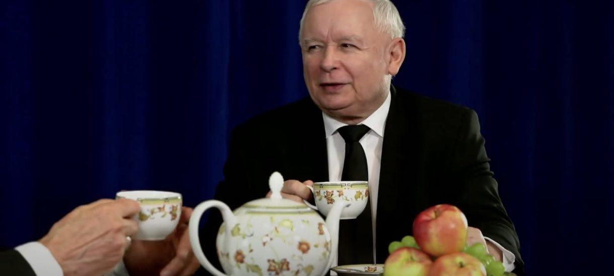 """Jarosław Kaczyński do polskich przedsiębiorców: """"Coś miałaś, ale już tego nie masz, poziomka…"""""""