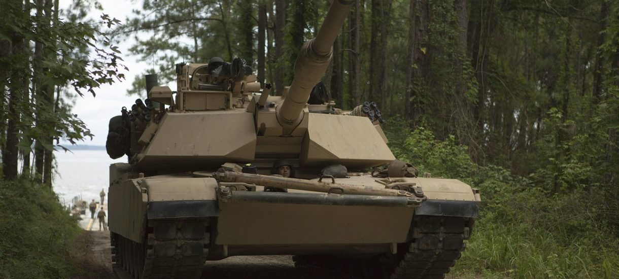 Abramsy dla Polski to naprawdę fatalny pomysł, choć same czołgi są naprawdę dobre