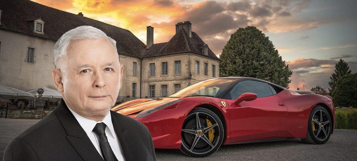 Kaczyński dostał w lipcu 3 duże podwyżki o razem 8,4 tys. zł. Dla mnie ma z kolei najwyższą podwyżkę podatków w historii