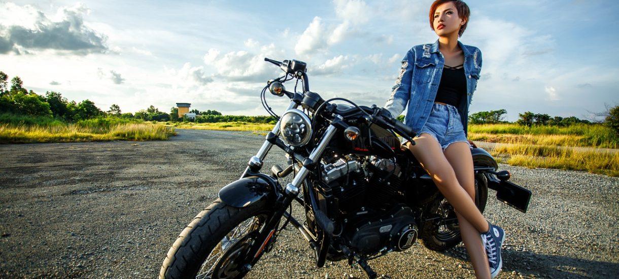 Wolałbyś dojeżdżać motorem do klientów? Motocykl też może być rozliczany w ramach firmy