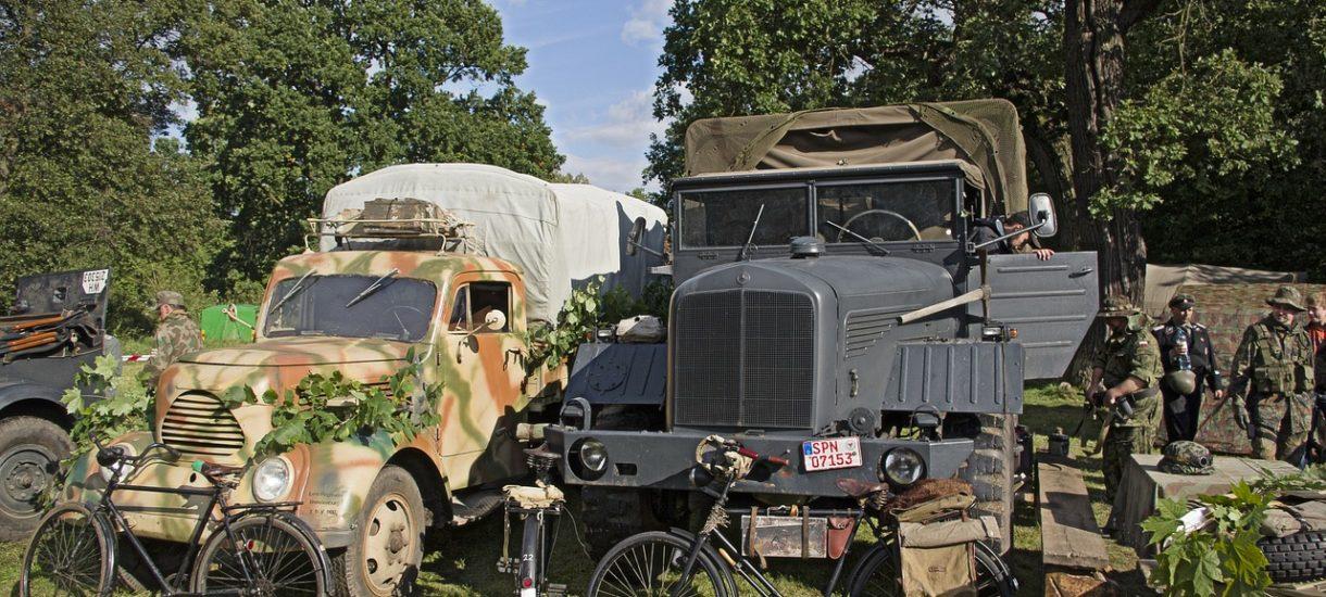 Wojsko już wkrótce może zabrać ci samochód. I jak najbardziej ma do tego prawo