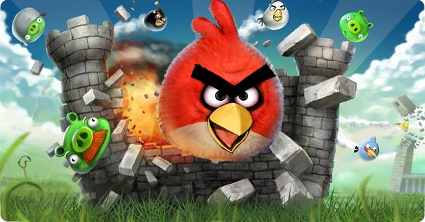 Wściekłe Ptaki w służbie NSA
