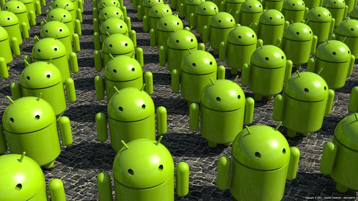 Gdzie jest kasa? Nie w Androidzie. W iPhonie oczywiście