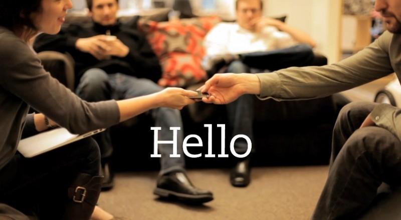 Evernote Hello, czyli jak zrobić z siebie idiotę w towarzystwie