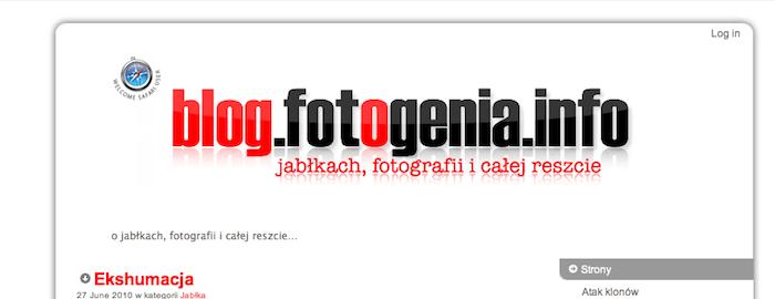 Smutne – najlepsze polskie blogi o Apple się wykruszają