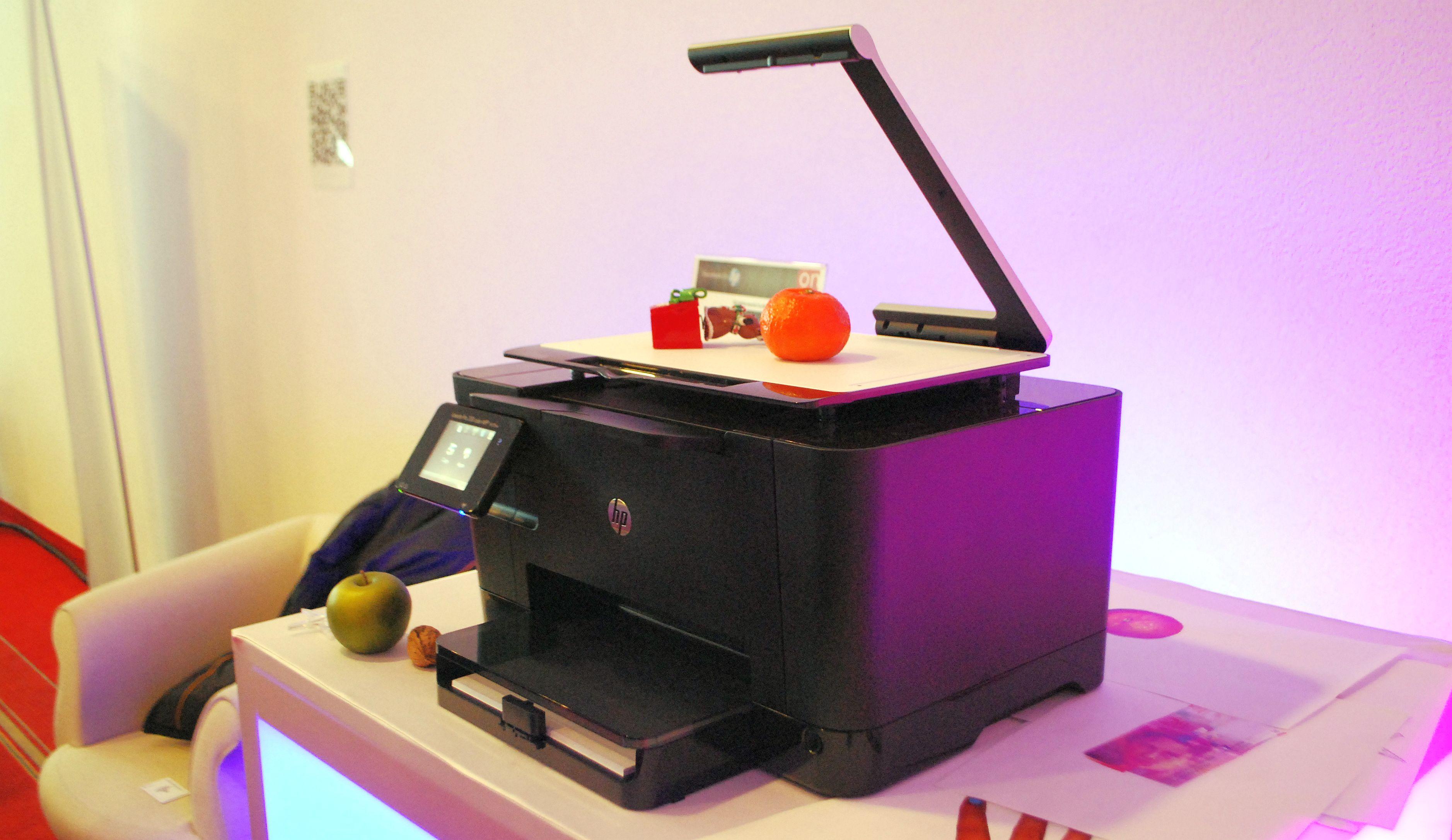 HP TopShot LaserJet Pro – skaner 3D o ogromnych możliwościach czy tylko zabawka?