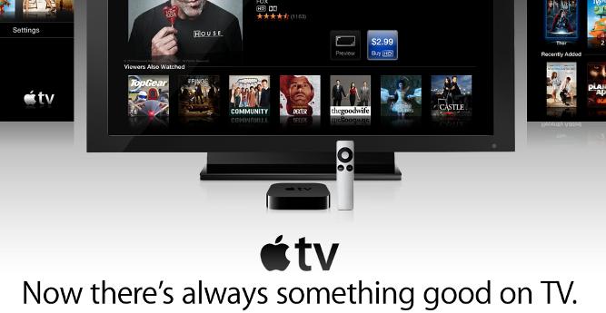 Sukces telewizora Apple? Tym razem to Apple będzie gonić Samsunga