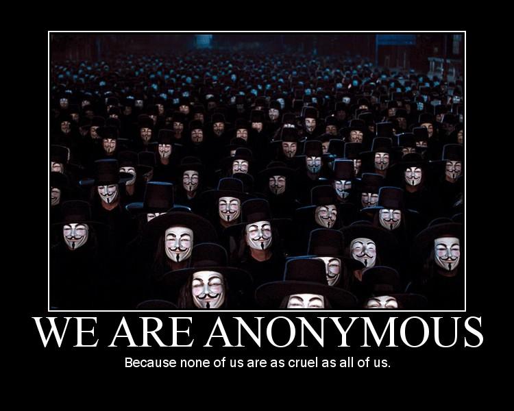 Anonimowi? Otóż nie do końca tacy anonimowi…