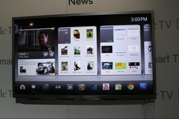 Google TV wciąż bez większych szans na sukces