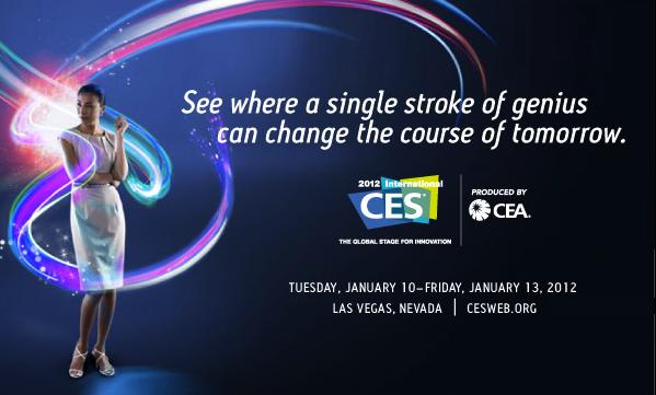 Ruszają największe targi technologiczne na świecie CES 2012 w Las Vegas i Spider's Web tam będzie