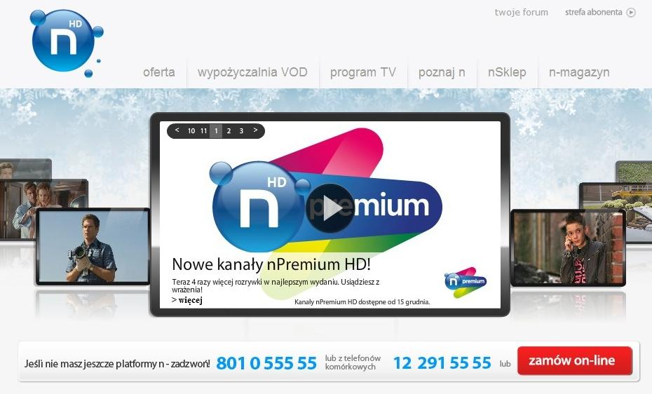 Strona internetowa jest jednym z naszych kluczowych narzędzi marketingowych i sprzedażowych – Krzysztof Szarski, N.pl
