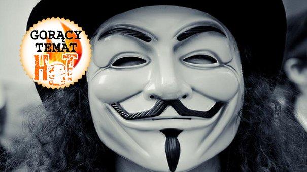 Anonimowi to potęga medialna