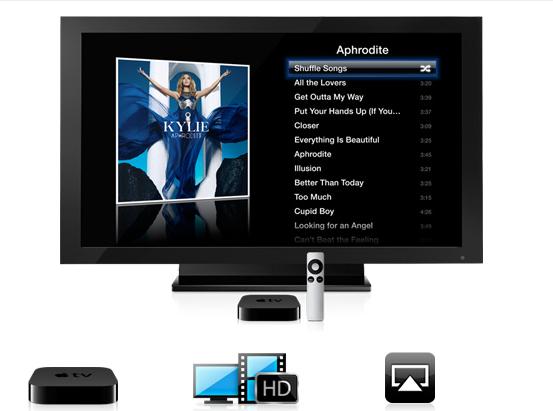 Rekord sprzedażowy AppleTV. Kiedy premiera iTV?