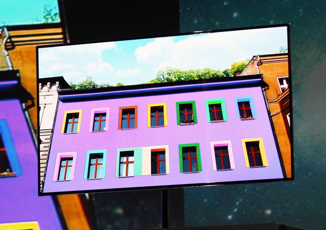 CES 2012: Telewizory Samsunga wreszcie zasługują na miano Smart TV. Jest i OLED